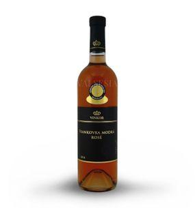 Frankovka modrá rosé 2014, akostné víno, polosuché, 0,75 l