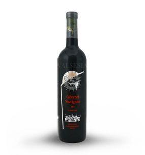 Cabernet Sauvignon 2011, neskorý zber, suché, 0,75 l