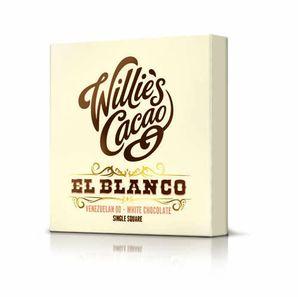 Willie´s - Biela čokoláda Venezuelan El Blanco, 50 g