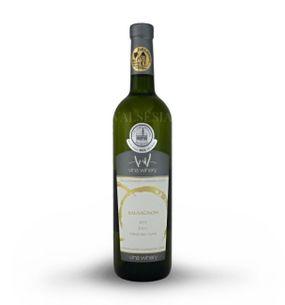 Sauvignon 2013, neskorý zber, suché, 0,75 l