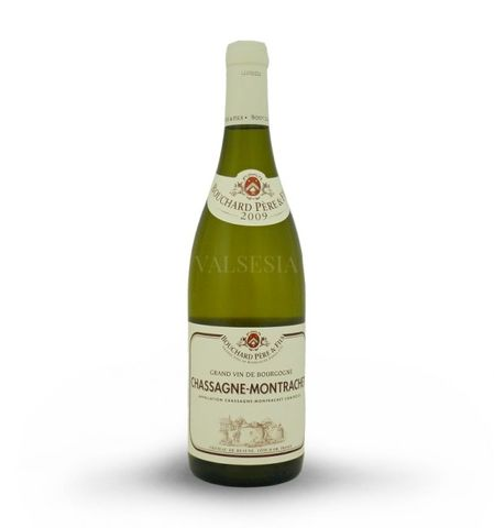 Chassagne-Montrachet Blanc 2009, Villages, 0,75 l