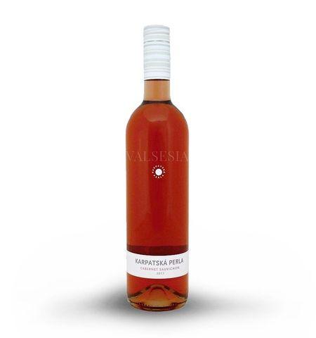 Cabernet Sauvignon rosé 2017, D.S.C., akostné víno, suché, 0,75 l