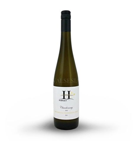 Chardonnay, r. 2015, výber z hrozna, suché, 0,75 l