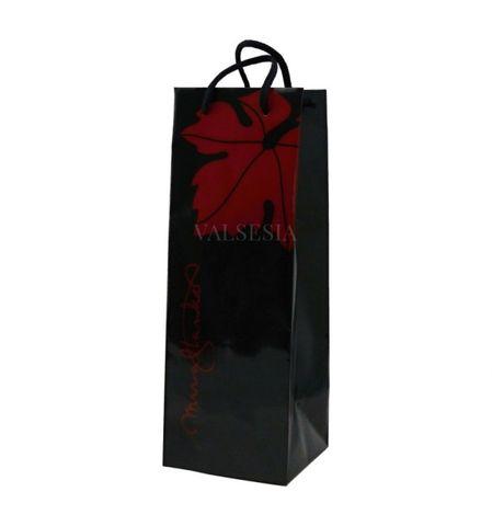 Darčeková papierová taška na 1 fľašu MRVA & STANKO