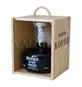 Darčekové balenie KOPKE DECANTER Ruby Porto, 0,75 l