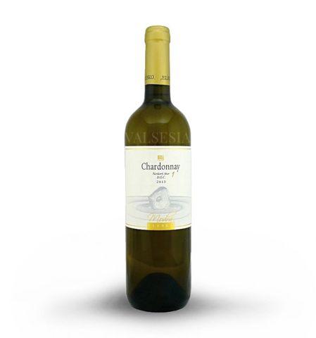 Chardonnay 1, D.S.C. 2013, neskorý zber, suché, 0,75 l