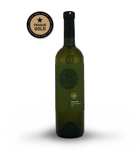 Pinot Gris 2017, výber z hrozna, suché, 0,75 l