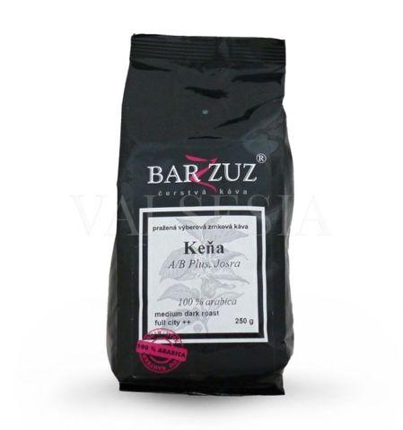 Keňa A/B Plus, zrnková káva, 100 % arabica, 250 g