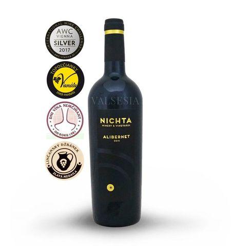 Alibernet 2015, D.S.C. akostné víno, suché, 0,75 l