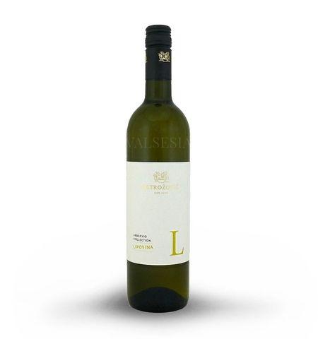 Lipovina Abbrevio 2015, suché, 0,75 l