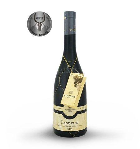 Lipovina Special Collection 2016, výber z hrozna, polosuché, 0,75 l