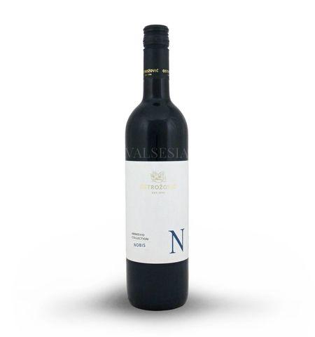 Nobis červené Abrevio 2016, suché, 0,75 l