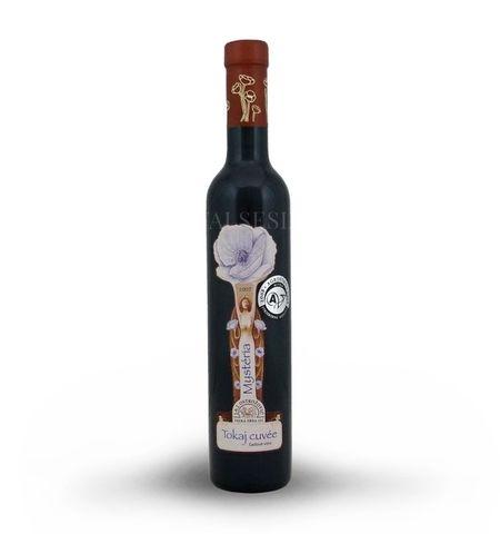 Tokaj cuvée Mystéria 2007, ľadové víno, sladké, 0,375 l