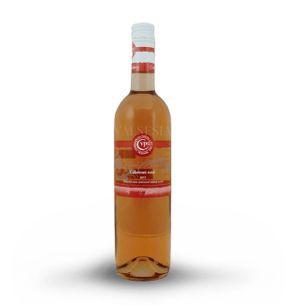 Chateau Zumberg - Cabernet rosé 2017, akostné víno, suché, 0,75 l