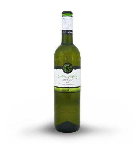 Chateau Zumberg - Chardonnay 2017, akostné víno, suché, 0,75 l