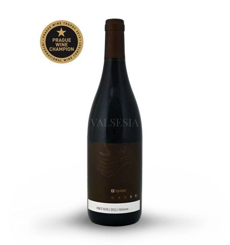 Pinot Noir 2013, Oaked, akostné víno, suché, 0,75 l