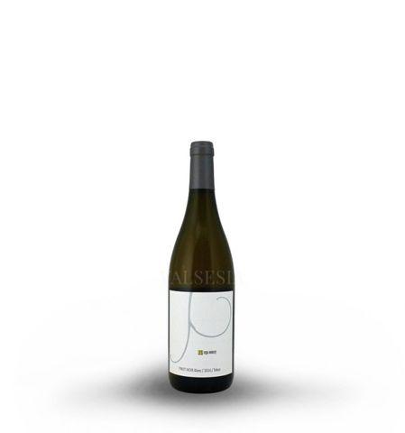 Pinot Noir blanc 2014 - mini, akostné víno, polosuché, 0,375 l