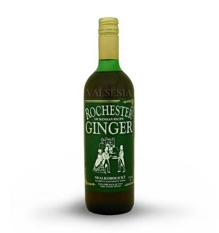 Rochester Ginger - nealkokoholický zázvorový nápoj, 0,725 l