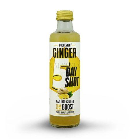 Rochester Shot Ginger - nealkokoholický prírodný nápoj, 0,25 l