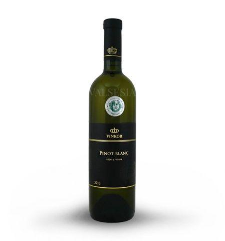 Pinot blanc (Rulandské biele) 2013, výber z hrozna, suché, 0,75 l