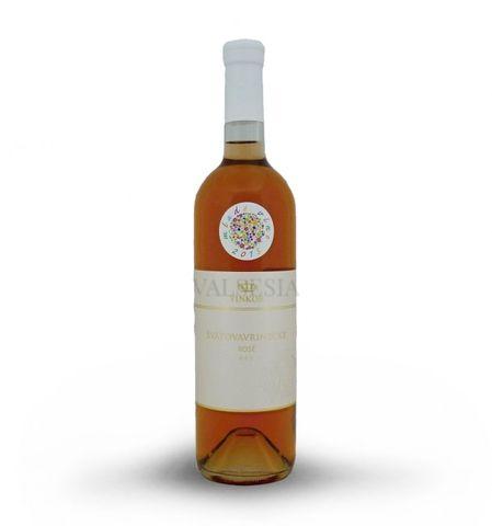 Svätovavrinecké rosé 2015, akostné víno, suché, 0,75 l