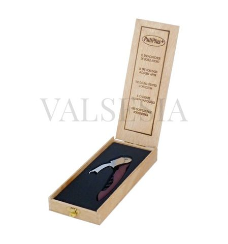Vývrtka na víno PULLPLUS v darčekovej krabičke